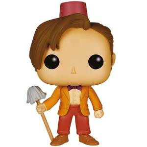 Doctor Who 11th Doctor With Fez & Mop Limited Edition Funko Pop! Vinyl