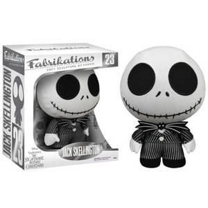 Disney Nightmare Before Christmas Jack Skellington Fabrikations Plush Figure