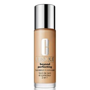 Clinique Beyond Perfecting Foundation and Concealer 30ml (Various Shades)