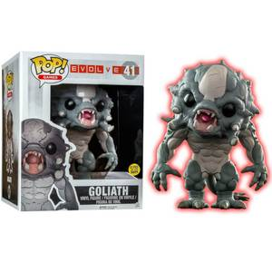Evolve Savage Goliath GITD 6 Inch (15 cm) EXC Figura Pop! Vinyl