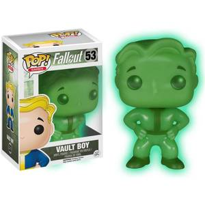 Fallout Vault Boy Glow In The Dark Limited Edition Funko Pop! Vinyl