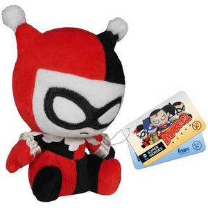 DC Comics Batman Harley Quinn Mopeez Plush Figure