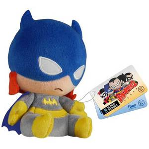 DC Comics Batman Batgirl Robin Mopeez Plush Figure