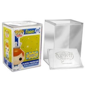 Premium Funko Stacker Plastic Pop! Vinyl Protector Case