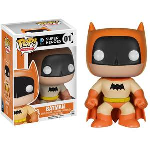 DC Comics Orange Batman Limited Edition Pop! Vinyl Figur