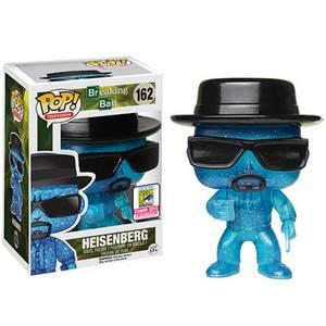 Breaking Bad Blue Meth Heisenberg SDCC Exclusive Funko Pop! Vinyl