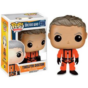 Doctor Who 12th Doctor in Space Suit Funko Pop! Vinyl
