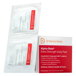 Dr Dennis Gross Skincare Alpha Beta Extra Strength Daily Peel (Pack of 5)