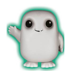 Doctor Who Glow in the Dark Adipose Pop! Vinyl Figure