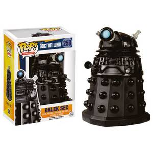 Doctor Who Delek Sec Limited Edition Pop! Vinyl Figure