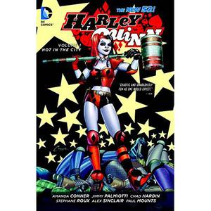 DCコミックス ハーレイ・クイン: ホット・イン・ザ・シティ - Volume 01 (52) ペーパーバック グラフィックノベル
