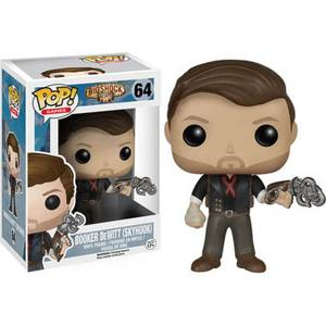BioShock Infinite Booker DeWitt with Sky-Hook Funko Pop! Figuur