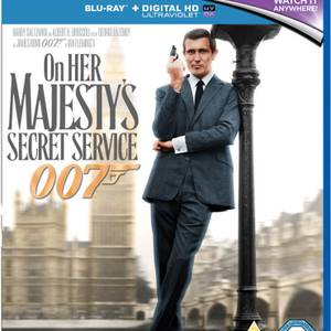 On Her Majesty's Secret Service (Includes HD UltraViolet Copy)