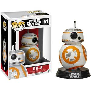 Star Wars The Force Awakens BB-8 Wackelkopf Funko Pop! Vinyl Figur