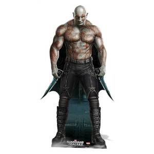 Marvel Guardians of the Galaxy Drax Cut Out