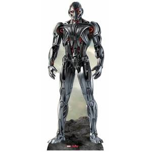 Marvel Avengers Age of Ultron Ultron Cut Out