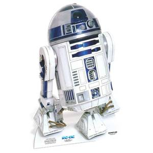 Star Wars R2-D2 Cut Out