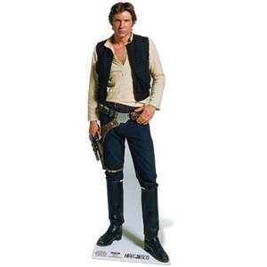 Star Wars Han Solo Cut Out
