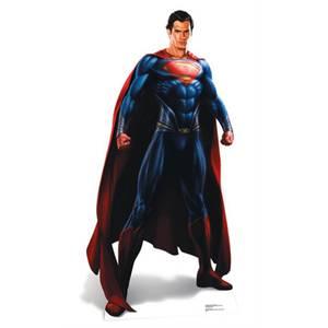 DC Comics Superman Man of Steel Cut Out