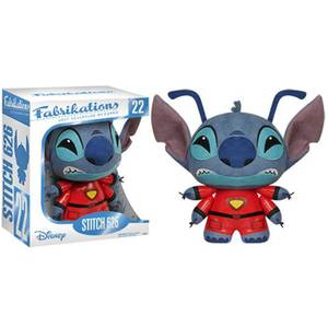 Peluche Disney Lilo et Stitch -626 Fabrikation
