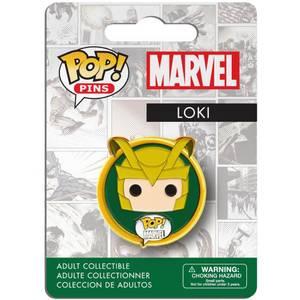 Marvel Thor Loki Funko Pop! Pin