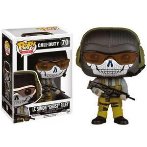 Call of Duty Lt. Simon Ghost Riley Funko Pop! Vinyl