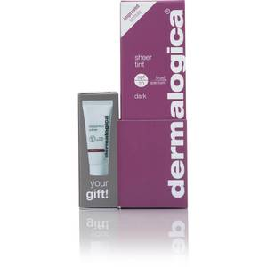 Dermalogica Sheer Tint SPF 20 - Dark with Skinperfect Primer Gift