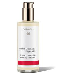 Dr. Hauschka Lemon Lemongrass Vitalising Body Milk (145ml)