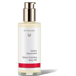 Dr. Hauschka Quince Hydrating Body Milk (145ml)