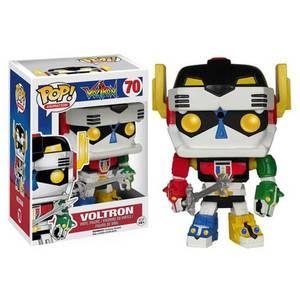 Voltron Figurine Funko Pop!
