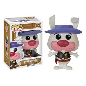 Hanna-Barbera Ricochet Rabbit Funko Pop! Vinyl