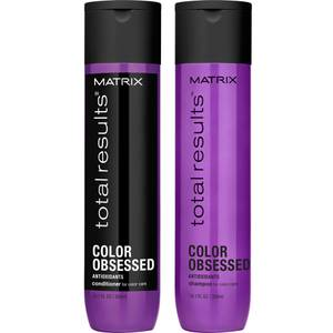 Champú y Acondicionador Matrix Total Results Color Obsessed (300 ml)