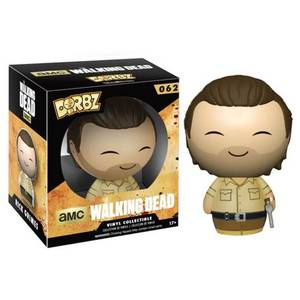 The Walking Dead Rick Dorbz Action Figure
