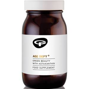 Green People Age Defy+ Green Beauty Capsules with Astaxanthin suplement diety z astaksantyną (60 kapsułek)