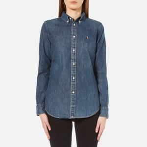 Polo Ralph Lauren Women's Harper Shirt - Blaine Wash