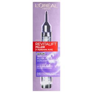 L'Oréal Paris Revitalift Filler + Hyaluronic Acid Replumping Serum 16ml