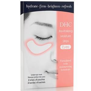 DHC Revitalizing Moisture Strip: Eyes - 6 Applications