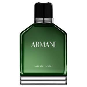 Armani Eau de Cedre Eau de Toilette (Various Sizes)