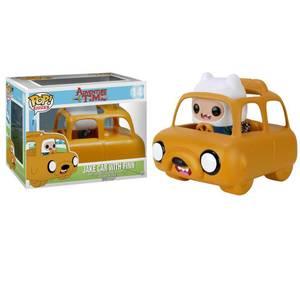 Adventure Time Jake Car And Finn Funko Pop! Vinyl