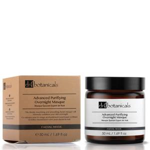 Dr Botanicals Advanced Purifying Overnight Masque (50ml)