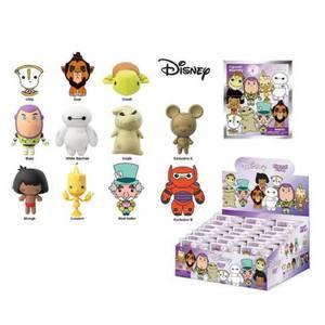 Disney 3D Series 4 Figural Foam Key Chain