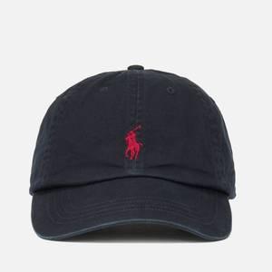 Polo Ralph Lauren Men's Classic Sports Cap - Black