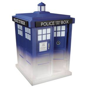 Figura Pop! Vinyl Doctor Who Materialising TARDIS