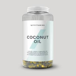 Kokosovo ulje u Gel kapsulama