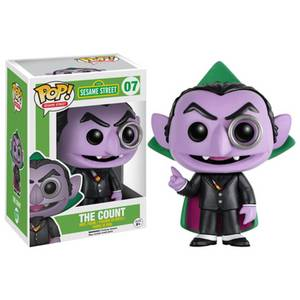 Sesame Street The Count Pop! Vinyl Figure
