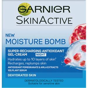 Garnier Hydra Bomb gel crema rigenerante notte (50 ml)