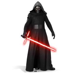 Silhouette Découpée en Carton Kylo Ren Star Wars