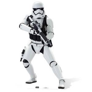 Star Wars The Force Awakens Stormtrooper Ausschnitt