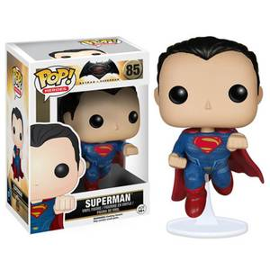 DC Comics Batman v Superman Dawn of Justice Superman Pop! Vinyl Figure
