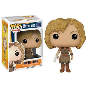 Figura Pop! Vinyl River Song - Doctor Who